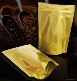 Kundenspezifisches Printed High Grade Aluminum Foil Coffee Bag mit Valve