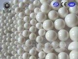 Media de pulido de la alta bola de cerámica del alúmina para el molino de bola del alúmina