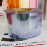 Пленка PVC для фармацевтический пластичный упаковывать прозрачный