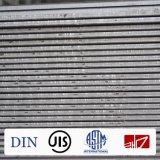 Placa de acero suave laminada en caliente Ss400