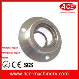 Peça de maquinaria de alumínio do CNC da oxidação