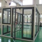 Portello di alluminio della stoffa per tendine della rottura termica di buona qualità Kz069