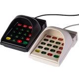 Leitor de cartão da listra magnética de Sh708 Track2 com teclado