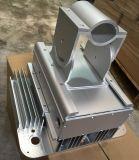Hohe Präzision CNC-maschinell bearbeitende Aluminiumstraßenlaterne-Kühlkörper