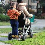 Topmediの軽量のFoldable力の電動車椅子
