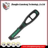 Detetor de metais à mão portátil da sensibilidade elevada mini