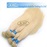 Cabelo europeu da cor 613 loura, cabelo humano reto