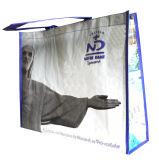 Sacchetto non tessuto stampato marchio su ordinazione promozionale (LJ-107)
