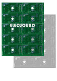 4 capas PCB Plomo 1.6mm Copper gratuito Hal 1 oz