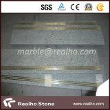 よい価格の自然な石使用される屋内か屋外のための磨かれた階段踏面