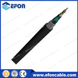 36/144 de núcleo forte Anti-Esmaga o cabo ótico enterrado direto da fibra (GYTA53+33)