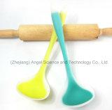 Siviera del silicone di grande vendita calda di formato & cucchiaio traslucidi Sk33 del silicone
