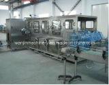 Diseño moderno automático máquina de relleno de 5 galones y que capsula que se lava