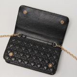 7 Colors New Designer PU Hasp Designer Handbag (A031)