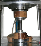 Nenhuma máquina de teste do Rheometer do rotor para a borracha (HZ-7001A)