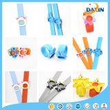Multi estilo de colores para niños de silicona reloj de la palmada