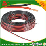 Провод тонкого медного проводника, котор сели на мель, тип тональнозвуковой плоский кабель Rvb