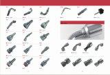 45° Accessorio per tubi piano femminile metrico dell'acciaio inossidabile della sede (20241, 20241T)