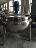 Bouilloire revêtue de chauffage sanitaire de Gas/LPG/LNG pour la chimie alimentaire