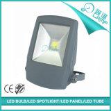 Luz de inundación al aire libre de la luz IP65 10W 30W 50W 100W LED
