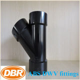 ABS Pipe Fittings mit Cupc Certificate 3 Inch Wye