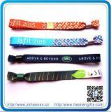 2016 bracelets faits sur commande de tissu de modèle de mode
