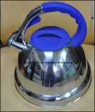 grande caldaia di fischio dell'acciaio inossidabile 4.7L