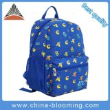 Blue Kid Student Mochila Guzhi Nylon Girls School Bag