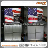 High Grade personalizado Slim LED Aluminum Fabriclight Box