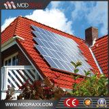 太陽電池パネルの屋根の取付金具(NM0345)を取付けるベストセラーの新しい屋根