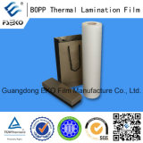 靴Packing Box BOPP Thermal Lamination Thin Film (18mic)
