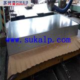Lamiera di acciaio galvanizzata alta qualità