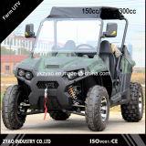 Het nieuwste 250cc Go-kart 200cc van het Landbouwbedrijf UTV Met fouten met Ce