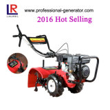 Cultivador Multi-Fuction Power Tiller, Rotary Tiller, Gasolina Tiller