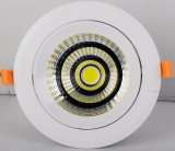 3000-6500k Optional New COB 10W LED Downlight