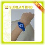 Programmable подгонянный водоустойчивый браслет Wristband последовательного номера франтовской для гимнастики