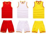 Basketball Jersey Game Training Suit Sportswear Custom Name und Numbers