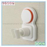 Corchete cromado ajustable de la succión del sostenedor de la pista de ducha del cuarto de baño del profesional