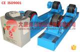 Rotator quente da soldadura do giro de tabela Rolls da soldadura do produto de Wuxi