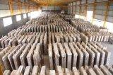 Mármol de madera gris/blanco para la losa, el azulejo o la encimera