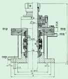 圧縮機(206)のためのオイルシールの機械シール