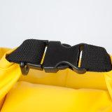 Sacchetto asciutto registrato marchio personalizzato dello zaino impermeabile di sport esterno della cinghia di spalla