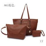 고품질 형식 PU Mk 디자이너 숙녀 여자는 핸드백을 자루에 넣는다