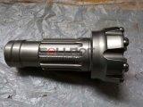 Abaixo do bit de tecla do furo Ql60-152mm DTH para o martelo Ql60