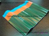 Telha de telhado plástica do telhado Tile/UPVC do PVC do telhado da fábrica/folha plástica da telhadura