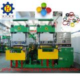 Produtos profissionais automáticos da borracha de silicone que Vulcanizing a maquinaria da imprensa