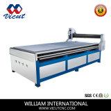 Engraver di CNC per alluminio d'ottone acrilico