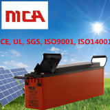 Les batteries solaires de systèmes solaires de batteries autoguident la batterie d'AGM solaire
