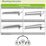 세륨 Approved 이탈리아 사이트 60W 150cm Water Proof LED Batten Lighting