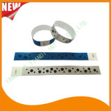Wristbands de papel del VIP del partido barato de Tyvek Customed de la hospitalidad (E3000-1-33)